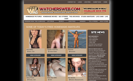 WatchersWeb