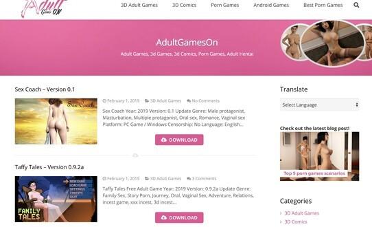 AdultGamesOn